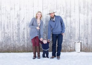 Monika and Chris Infertility Warrior of the Week