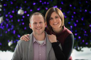 Amanda and Andrew Ott (Cedar Falls, IA)