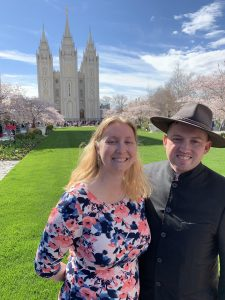 Anna and Jason Wilson (Travis Air Force Base, CA)