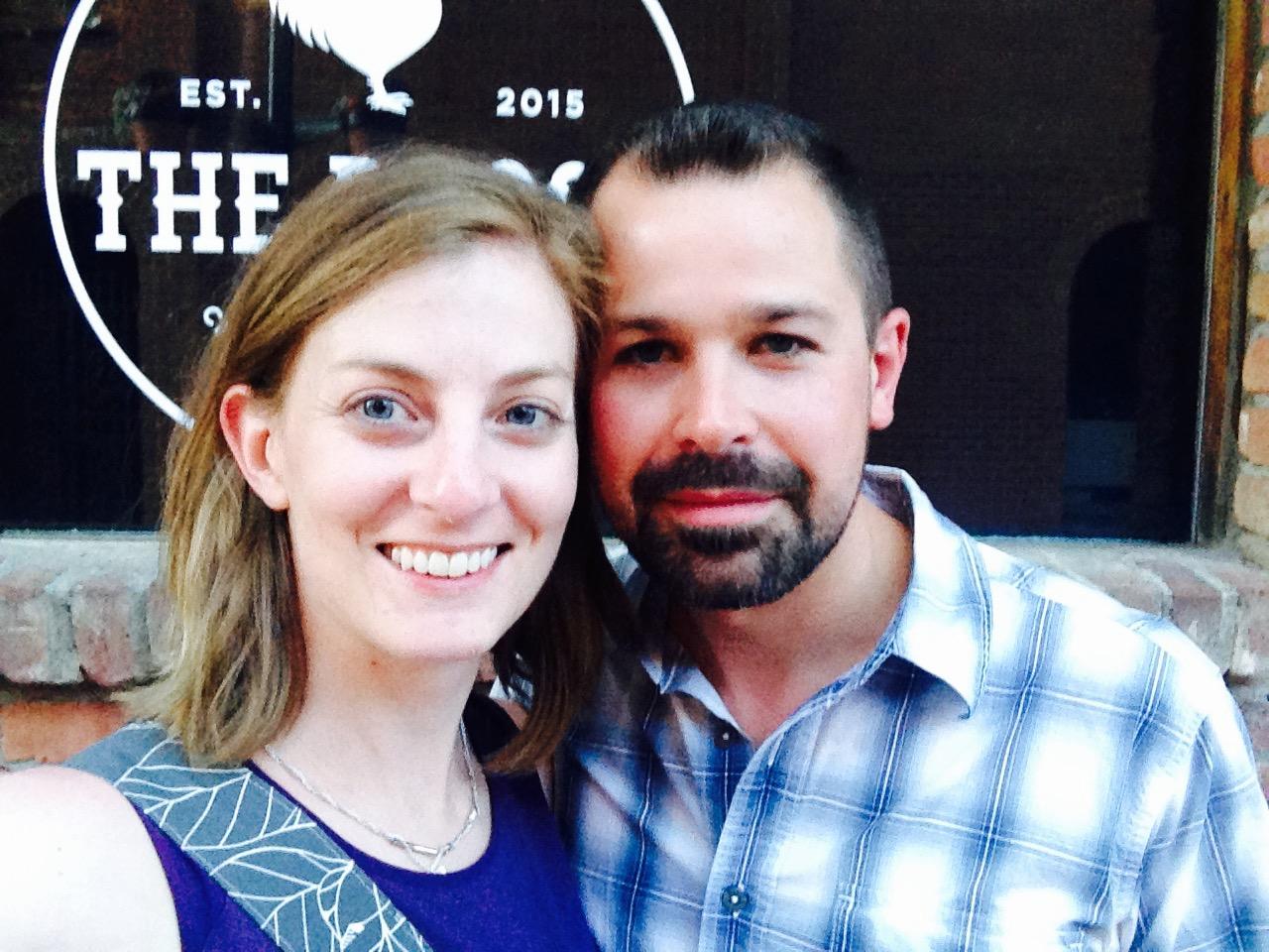 Chenoa and Tim Harrington (Missoula, MT)